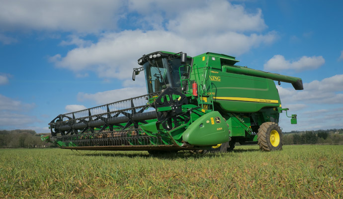 King Agricultural Contracting Services  Fp Services Stubble to Stubble